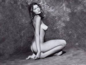 Laetitia Casta nipples