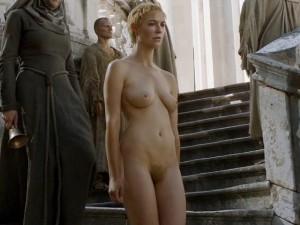 Lena Headey full naked screen