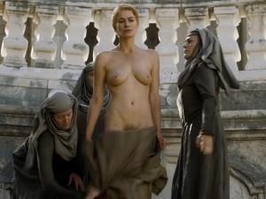Lena Headey naked screenshot