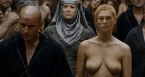 Lena Headey tits screencaps