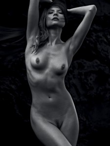 Magdalena Frackowiak nude bw