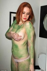 Maitland Ward topless leaked