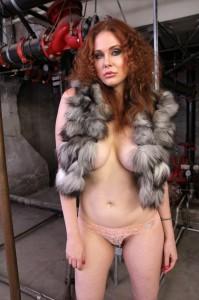 Maitland Ward topless sexy