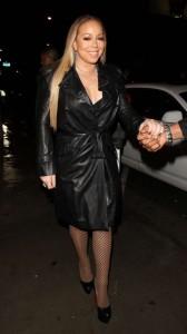 Mariah Carey paparazzi