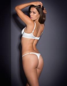 Michea Crawford sexy ass