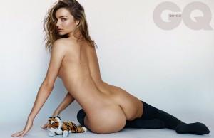 Miranda Kerr naked photoshoot