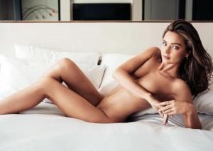 Miranda Kerr nude