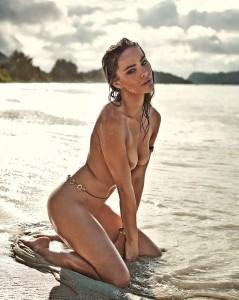 Nicole Meyer nipples