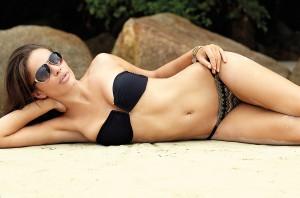 Nicole Meyer sexy bikini photoshoot