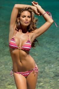 Nina Senicar hottest bikini