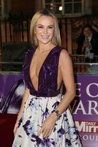Amanda Holden cleavage