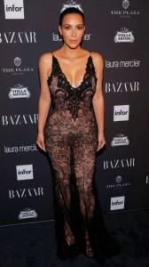 kim-kardashian-sexy-dress-cleavage