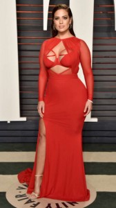 ashley-graham-sexy-red-dress