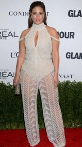 ashley-graham-sexy-white-dress