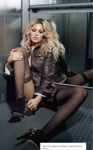 Abigail Clancy Sexy Photo