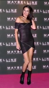 Adriana Lima sexy dress