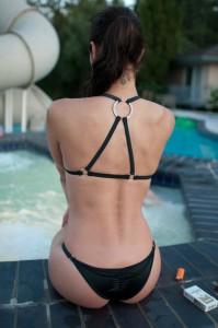 Adrianne Curry in sexy bikini
