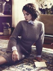 Lana Del Rey hot for Vogue