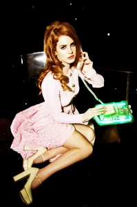 Lana Del Rey hot photoshoot for Vogue Italy