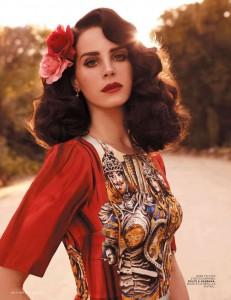 Lana Del Rey sexy and cute