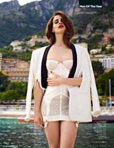 Lana Del Rey sexy for GQ Magazine