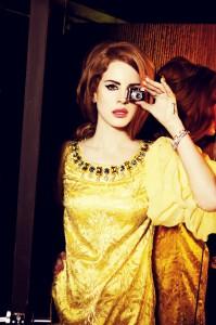 Lana Del Rey sexy for Vogue