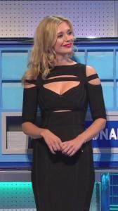 Rachel Riley black dress