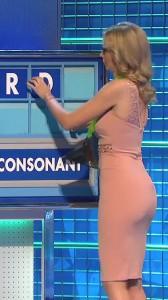 Rachel Riley sexy ass