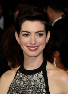 Sexy Anne Hathaway photo