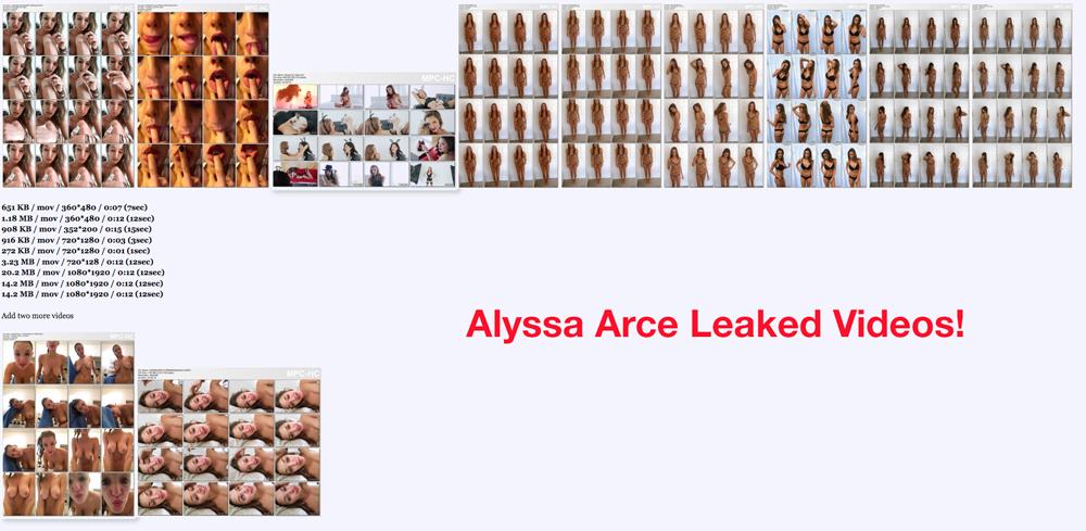 Alyssa-Arce-leaked-videos