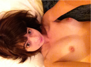 Kate Micucci leaked tits