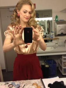 Marin Ireland leaked selfie
