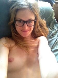 Marin Ireland naked selfie