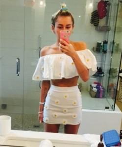 Miley Cyrus icloud