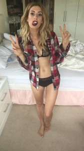 Stacey Solomon hot leaked