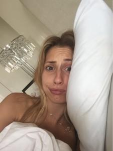 Stacey Solomon nude