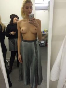 Adixia tits leaked