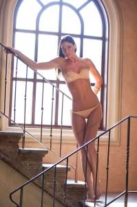 Amanda Kimmel lingerie
