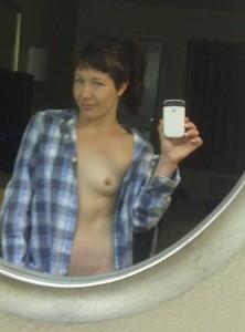 Angela Magana leaked tits