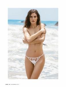 Hot Alejandra Guilmant Topless