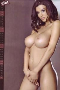 Hot Alice Goodwin Nude Photoshoot
