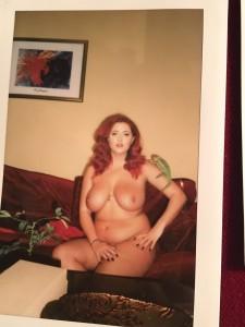 Lucy Collett private nude
