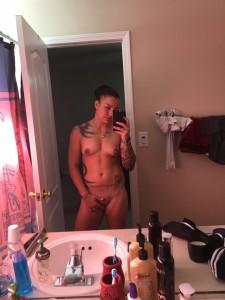 Raquel Pennington nude pussy