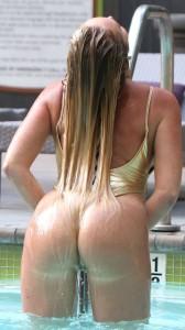 Aisleyne Horgan Wallace huge ass