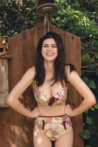Alexandra Daddario hot bikini