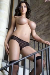 Alice Goodwin Bid Tits Photo