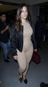 Ashley Graham hot dress