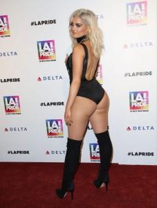 Bebe Rexha sexy ass