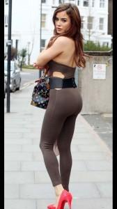 Carla Howe on street