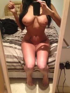 Chanel Brown icloud nude